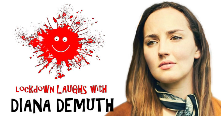 Lockdown Laughs Diana DeMuth