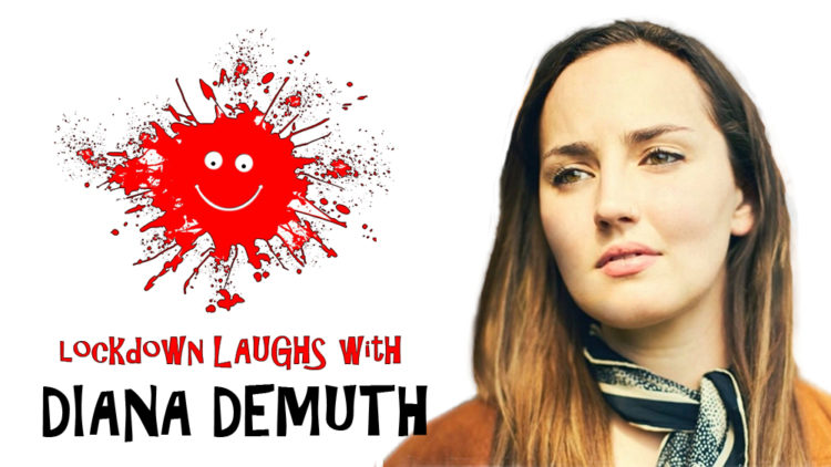 Lockdown Laughs, Interview, Just For Fun, Diana DeMuth, Music, TotalNtertainment