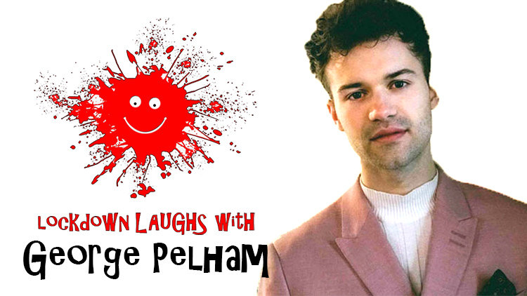 George Pelham, Music, Interview, Lockdown Laughs, TotalNtertainment