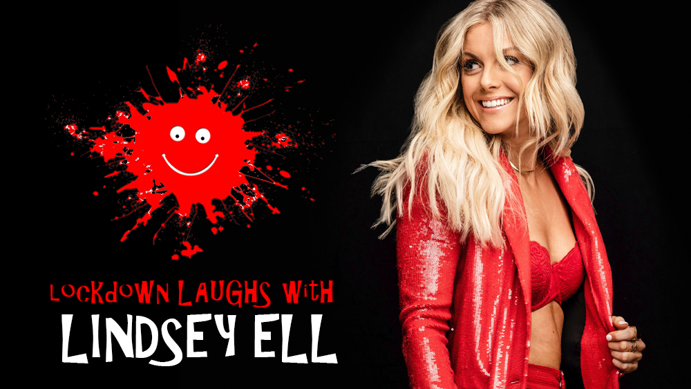 Lockdown Laughs, Music, Lindsay Ell, Interview, TotalNtertainment