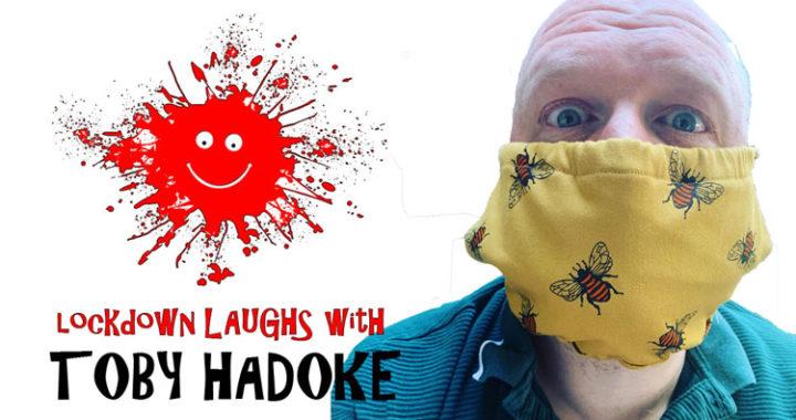 Lockdown Laughs Toby Hadoke