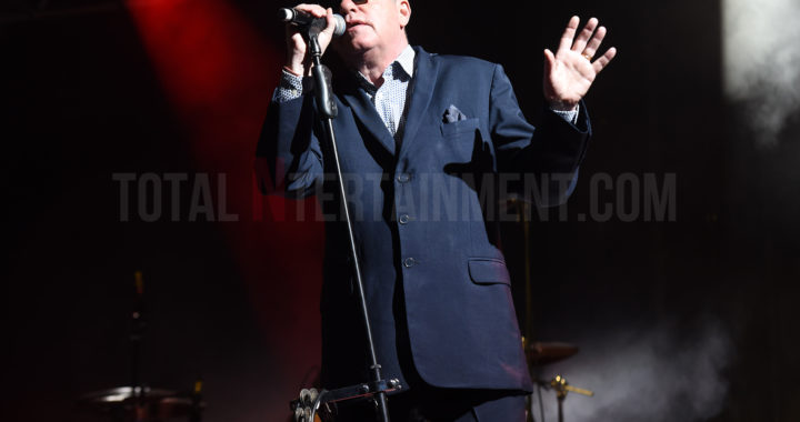Madness and fans Rock at the Races