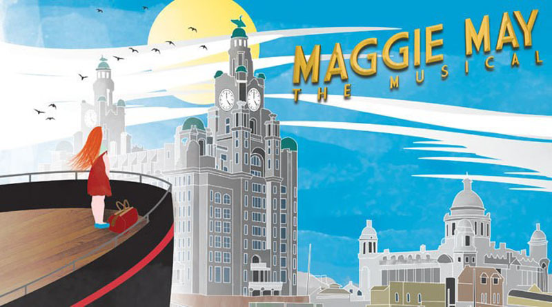 Maggie May, Musical, Liverpool, Theatre, Royal Court, TotalNtertainment