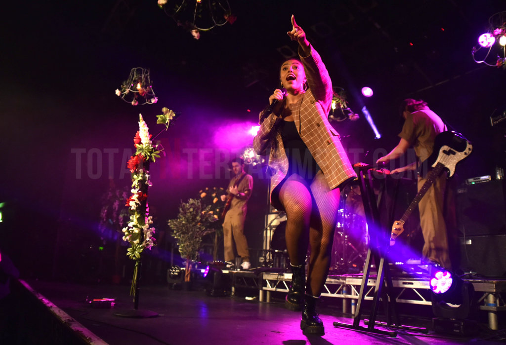 Mahalia, Music, Review, Leeds, TotalNtertainment, Graham Finney