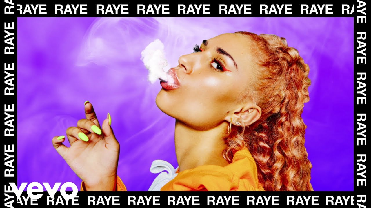 Raye, Cigarette, music, totalntertainment, new single