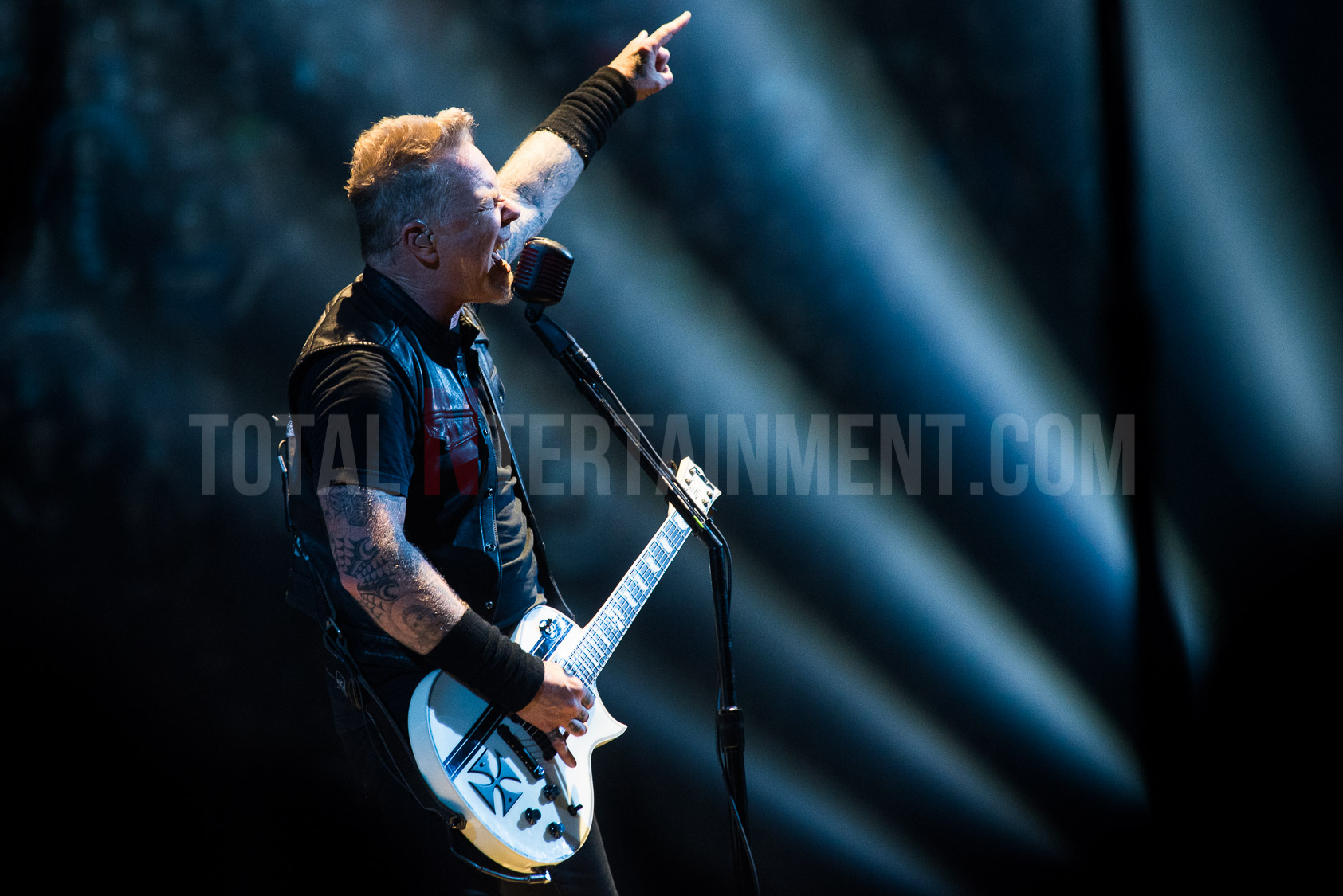 Metallica, Manchester, Music, Totalntertainment, Graham Finney