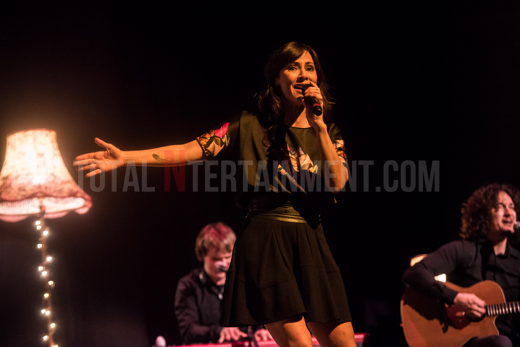 Concert, Live Event, Liverpool, Natalie Imbruglia, Graham Finney, totalntertainment