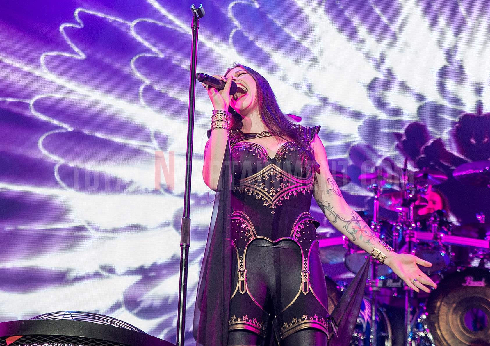 Nightwish put on thunderous show in Manchester