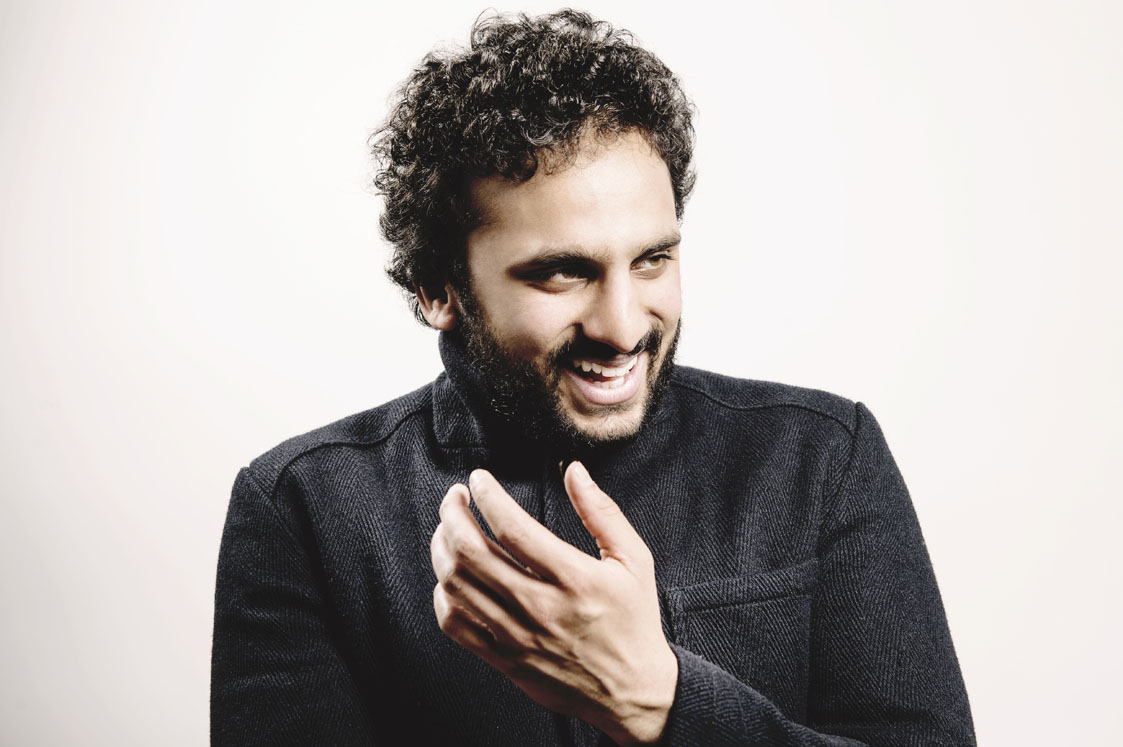 Nish Kumar, comedy, totalntertainment, tour, Liverpool