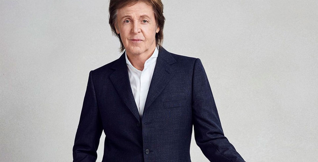 Paul Mccartney, End The Silence, Charity, Liverpool