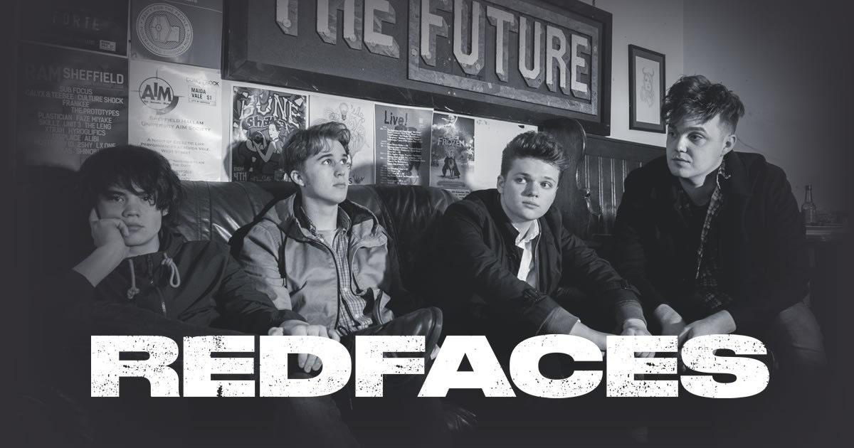 RedFaces, Sheffield, TotalNtertainment, tour, music