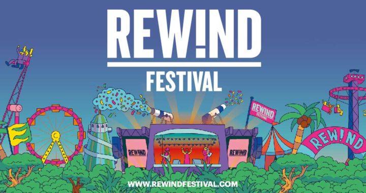 Rewind 2021 is back 6-8 August Macclesfield