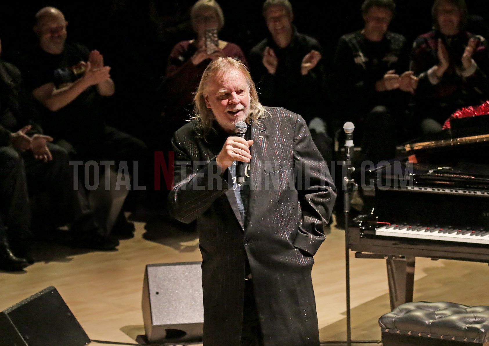 Rick Wakeman, Manchester, Sakura, Review, TotalNtertainment