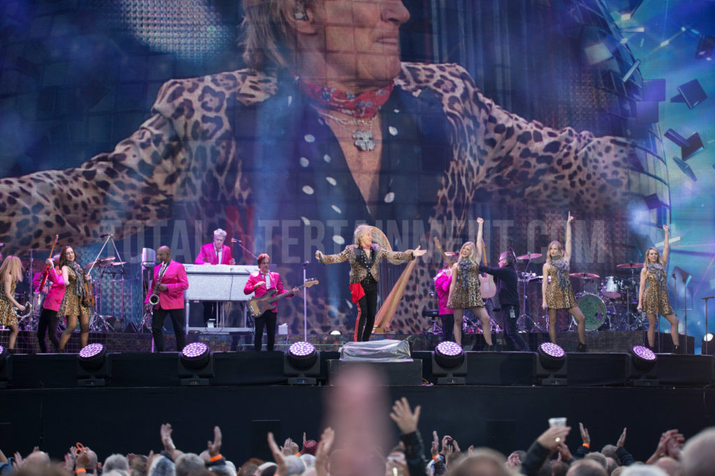 Rod Stewart, Bolton, Review, TotalNtertainment, Music, Christopher James Ryan