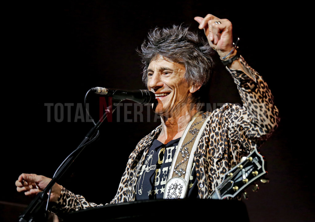 Ronnie Wood, Music, Manchester, TotalNtertainment, Review, Sakura, Rolling Stones