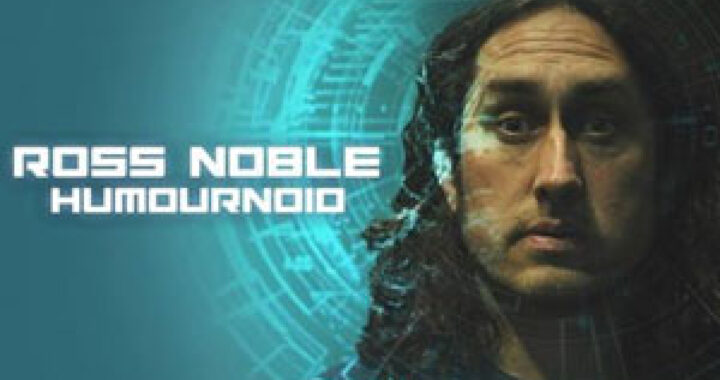 Ross Noble 'Humournoid' Tour starts October