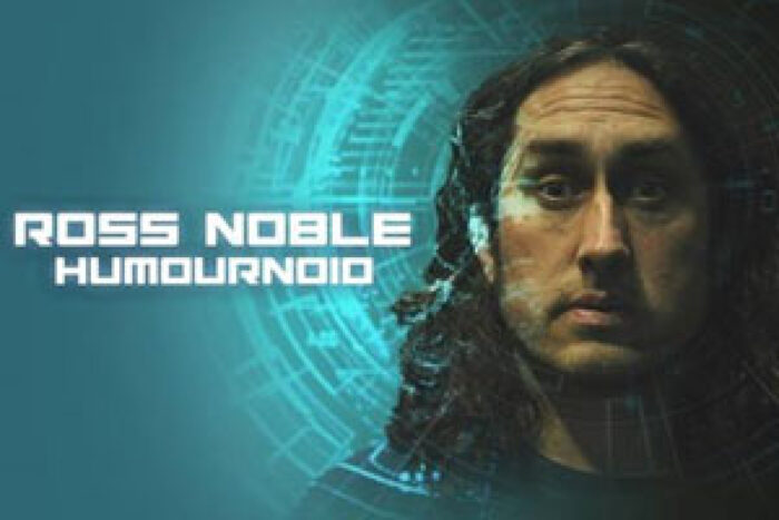 Ross Noble, Humournoid, Tour, Comedy News, TotalNtertainment