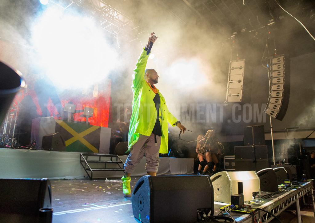 Sean Paul, Liverpool, Music, Review, TotalNtertainment, Sakura