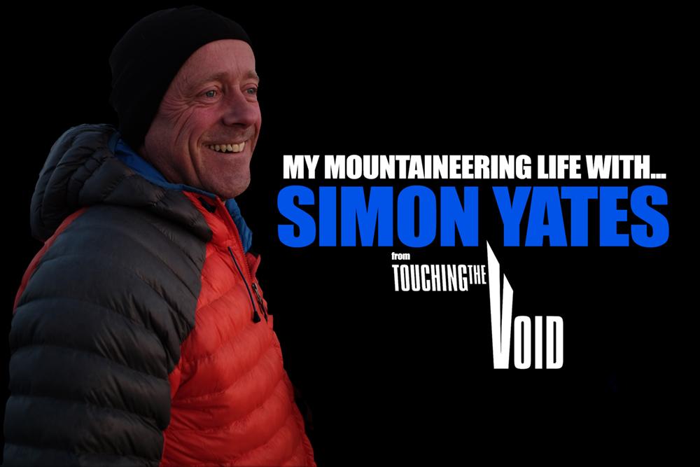 Simon Yates, Touching The Void, Theatre News, TotalNtertainment, Tour