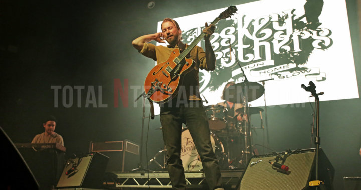 Teskey Brothers rock the Manchester Ritz
