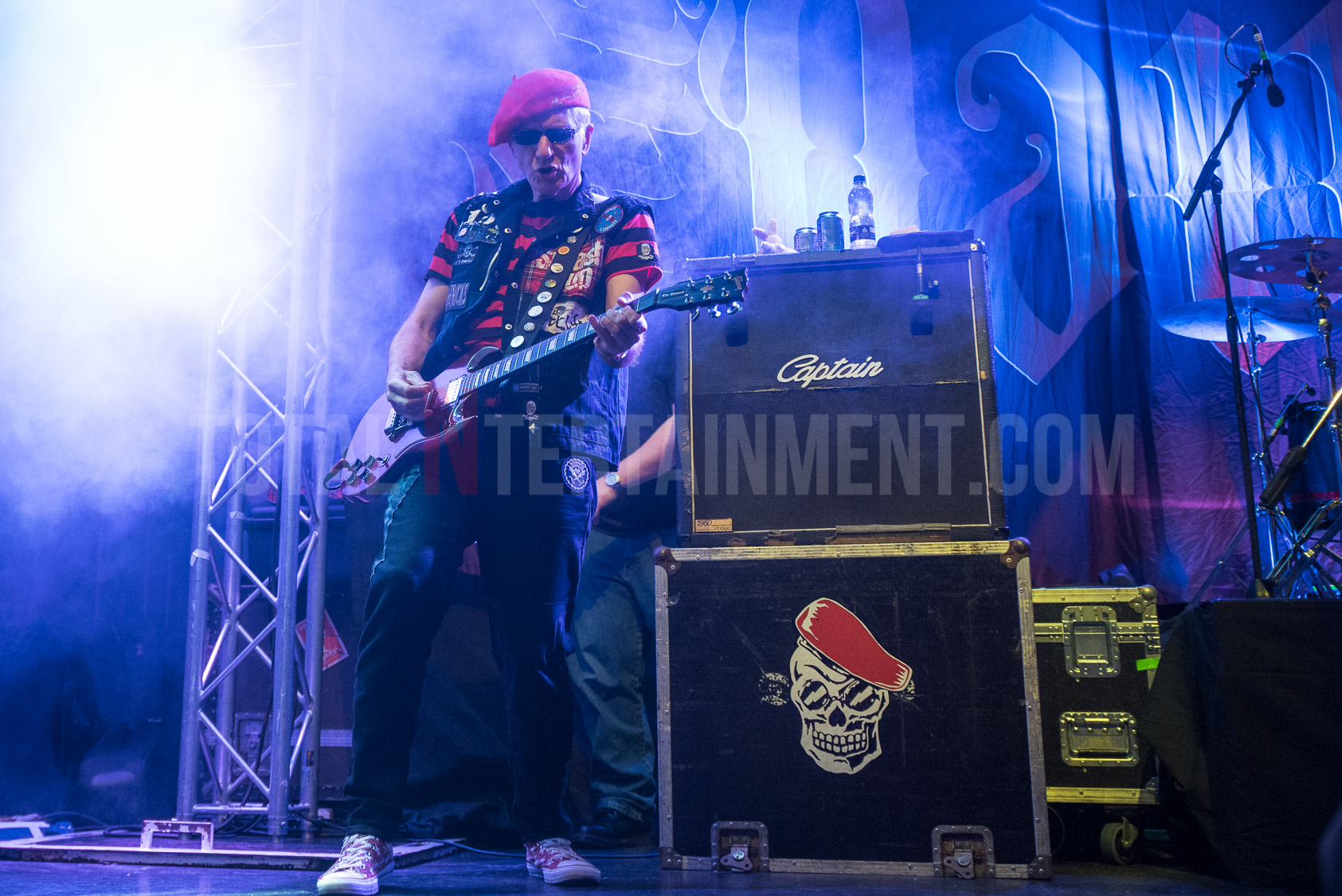The Damned, Leeds, live event, music, totalntertainment
