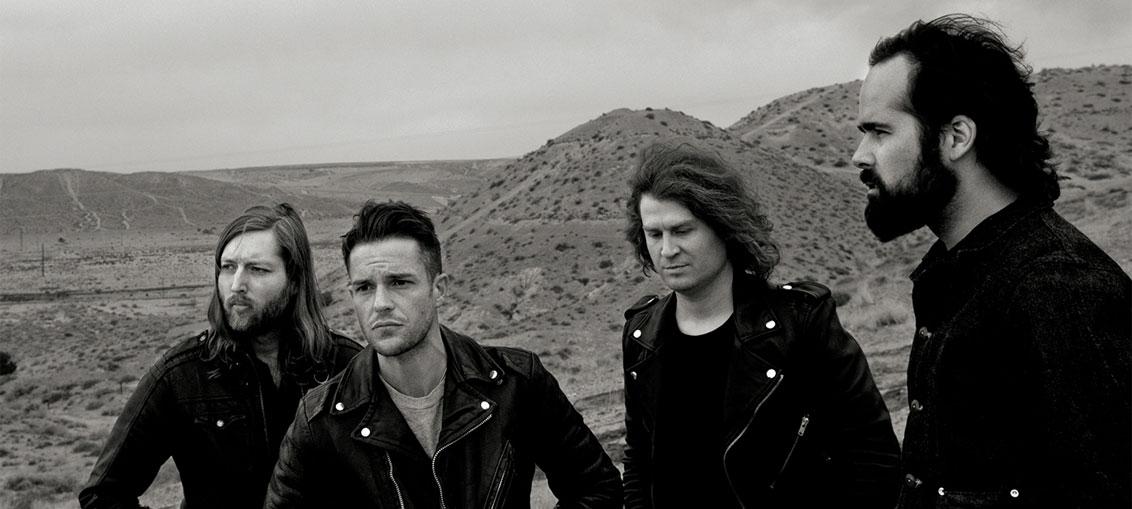 The Killers band photo