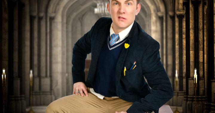 The Honourable Tom Houghton on tour