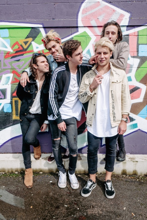:PM, tour, The Vamps, Sheffield, totalntertainment