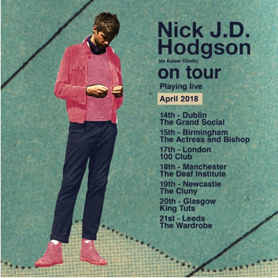 New album, tour, Nick Hodgson, totalntertainment, Leeds