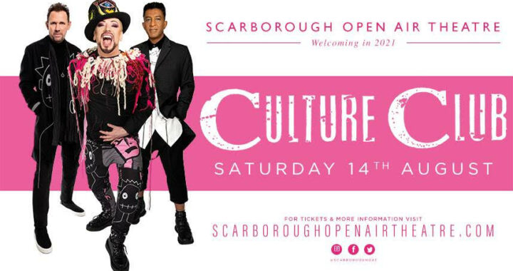 Boy George and Culture Club announce Scarborough