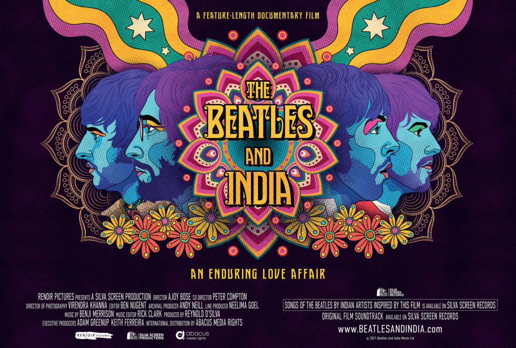 The Beatles and India, Music, New Release, Album, Documentary, TotalNtertainment