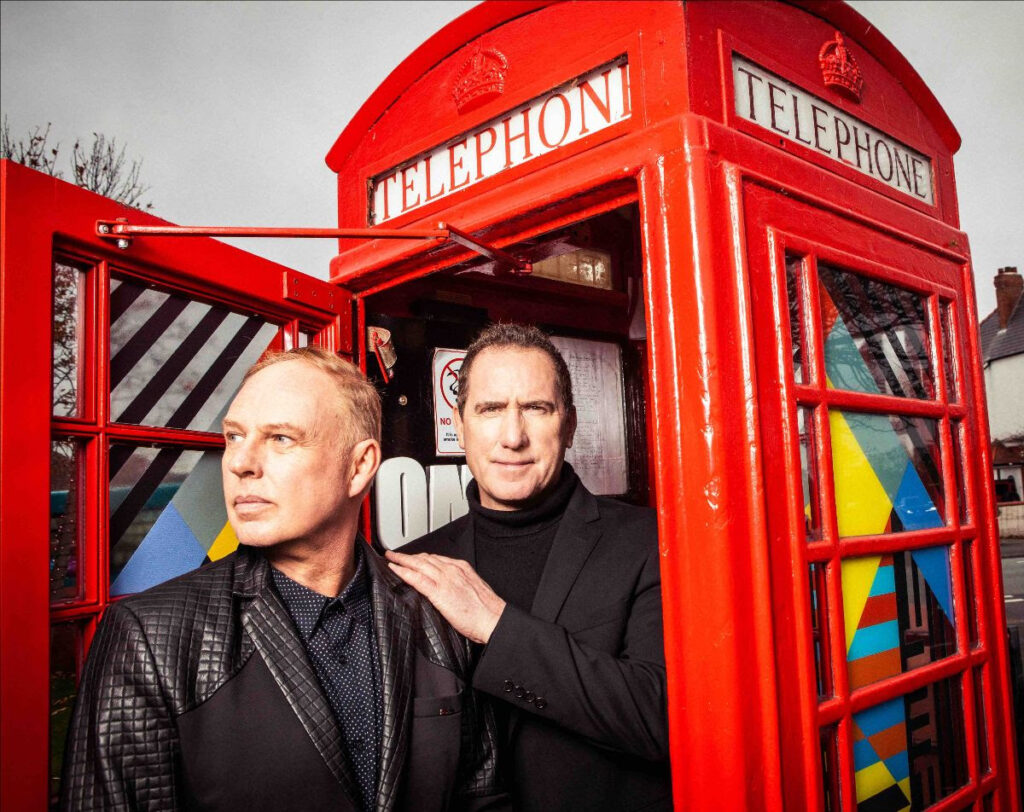 OMD, Universal, Liberator, Music, New release, TotalNtertainment, Orchestral Manoeuvers in the Dark