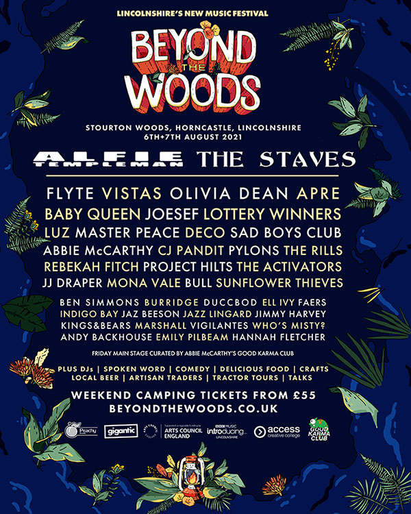 Beyond The Woods, Music, Festival, TotalNtertainment,
