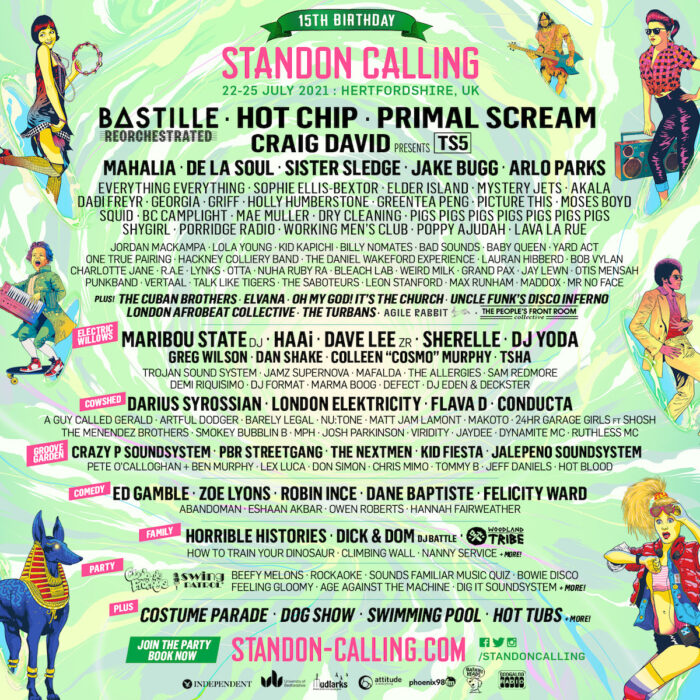 Standon Calling, Festival, Music, TotalNtertainment