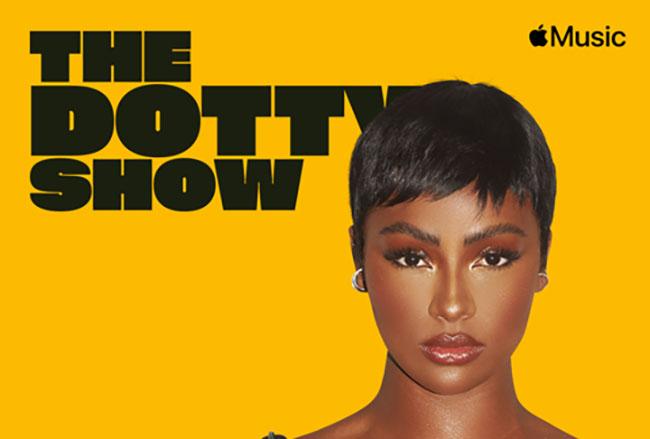 Justine Skye, The Dotty Show, New Album, Music, TotalNtertainment