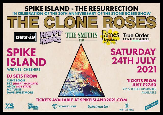Spike Island, The Resurrection, Festival, Music, Wines, TotalNtertainment, The Resurrection