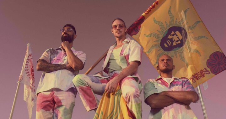 Major Lazer – 'Music Is The Weapon (Reloaded)'