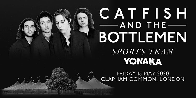Catfish and The Bottlemen, Music, Tour, TotalNtertainment, Warrington