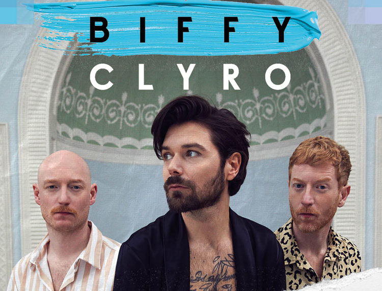 Biffy Clyro, Music, Tour, Manchester, TotalNtertainment