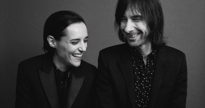 Bobby Gillespie & Jehnny Beth collaborate on album