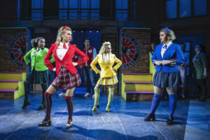 Heathers the Musical is back on tour