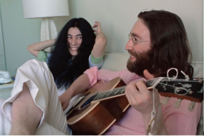 Give Peace A Chance, Plastic Ono Band, John Lennon, Yoko Ono, New Release, TotalNtertainment