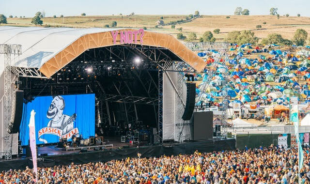 Y Not Festival line-up announcement
